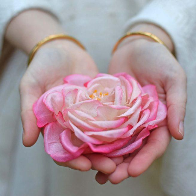 Ethical Fashion Flower